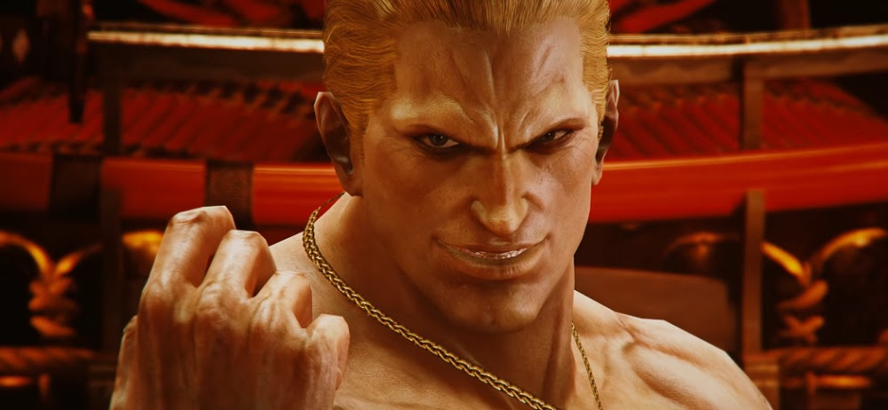 Geese Howard, GEESE HOWARD is coming to Tekken 7 screenshot