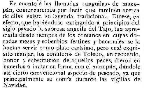 Artículo sobre la anguila de Toledo, 1905. Revista Ilustrada de Vías Férreas