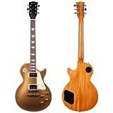 Gibson Les Paul Studio 2013 Gold Top Dark Back