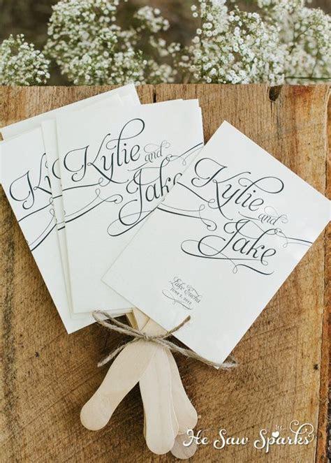 ideas  wedding program templates