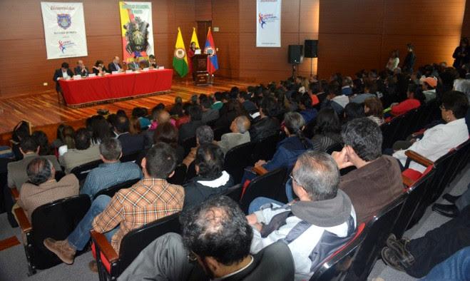 Sesión POT - Pasto 2015