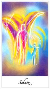 Kostenlos Engelkarten online Ziehen