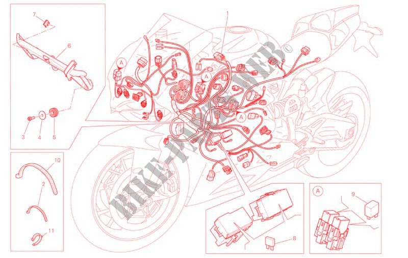 Ducati 1199 Wiring Diagram