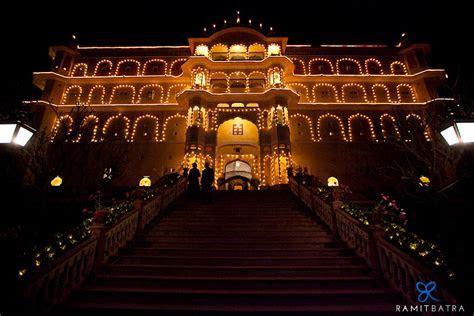 Samode Palace Engagement: Siddharth & Satvika   Ramit