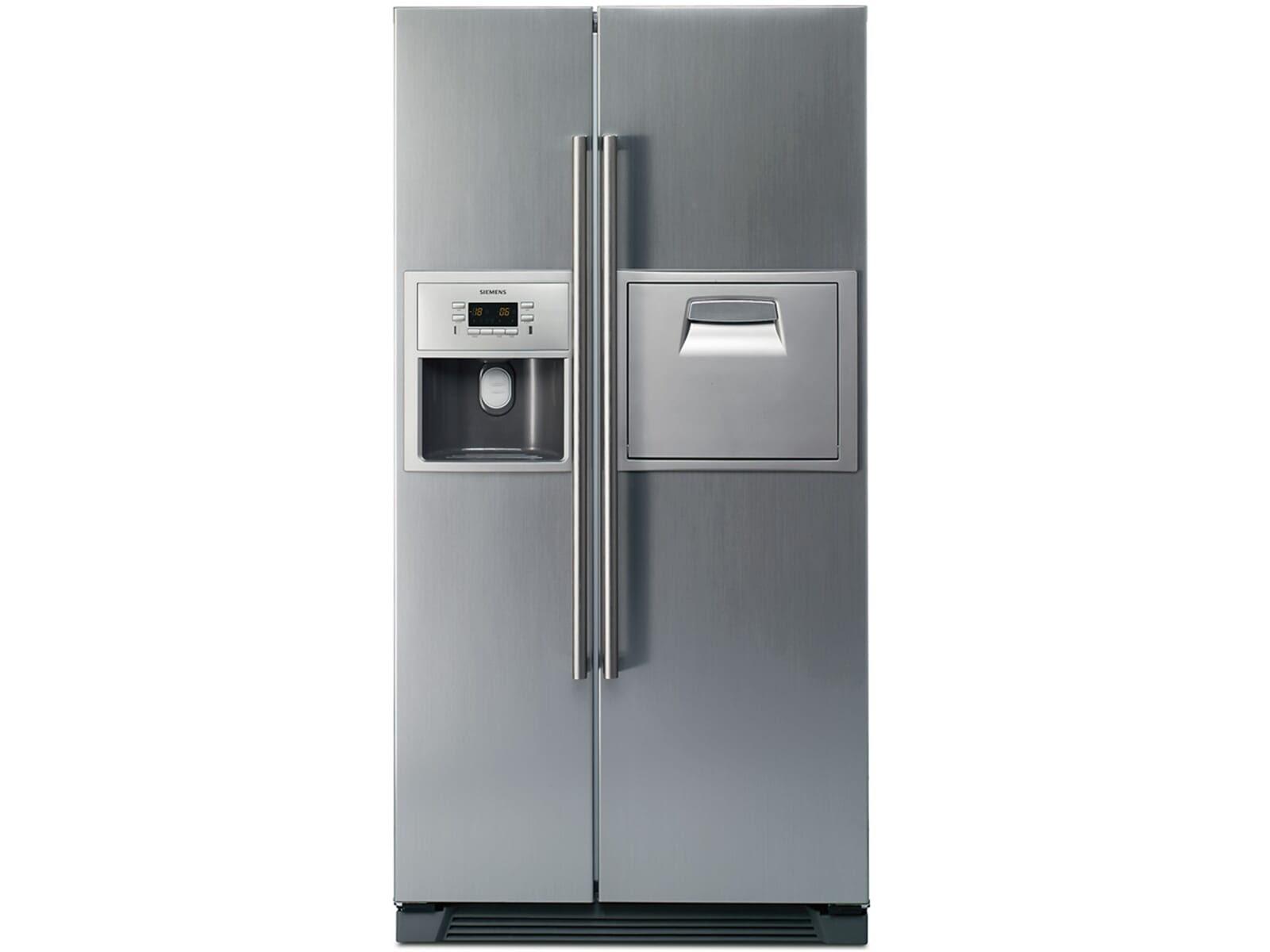 Amerikanischer Kühlschrank Edelstahl : Siemens kühlschrank edelstahl side by side louie l stowers