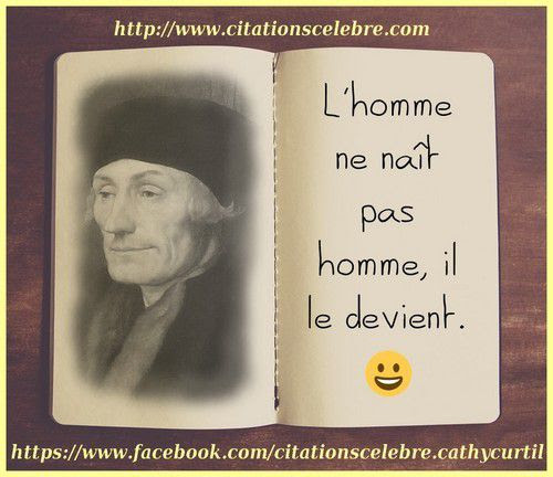 Citation De érasme Citations Célèbre Phrases Cultes