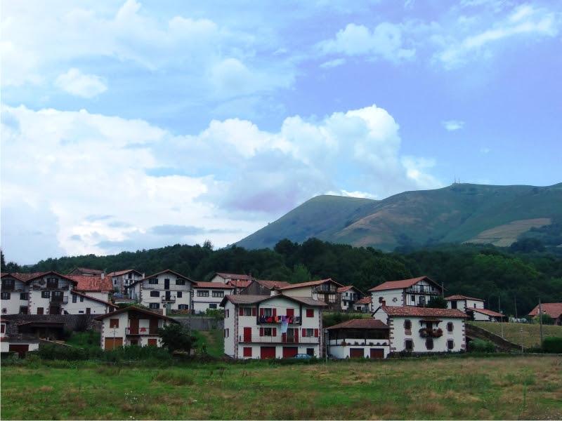 El barrio de Bozate. Foto: Ander Izagirre.
