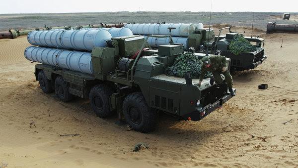 sistema antiaéreo S-300 que también posee Venezuela.