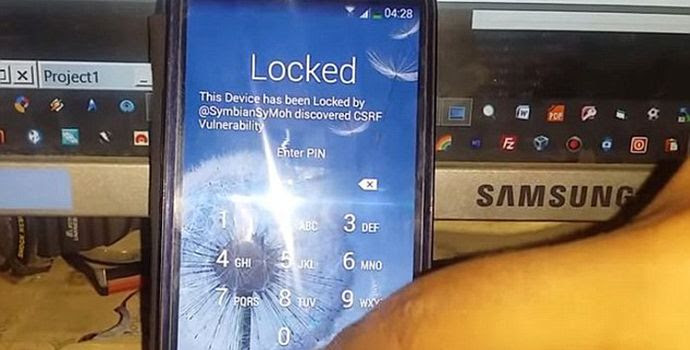 Hackers in azione su milioni di telefoni Samsung