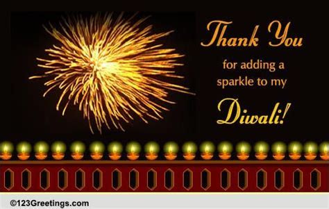 Diwali Thanks! Free Thank You eCards, Greeting Cards   123