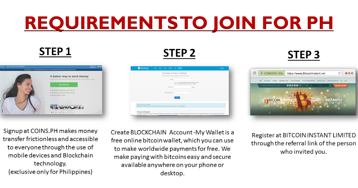 send bitcoin instantly