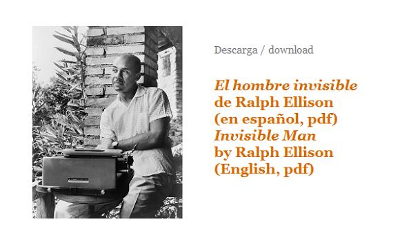 Cincochile: Español/English, Descarga El Hombre Invisible