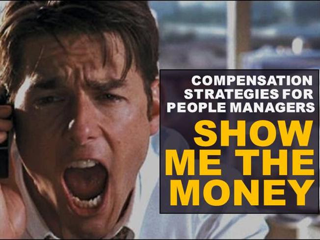 Show Me the Money - Compensation Strategy for Managers ...