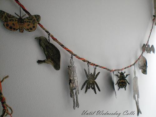 hanging garland