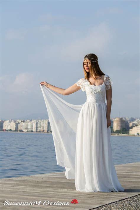 grecian wedding dresses ideas  pinterest