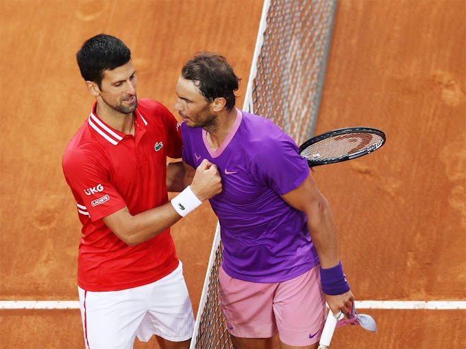 'Rafael Nadal and I are Next Gen,' says Novak Djokovic