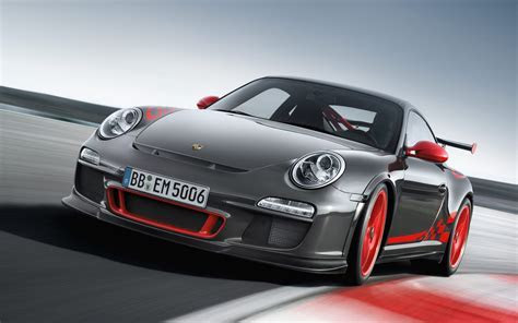 Super Cars: Porsche 911 GT3 RS