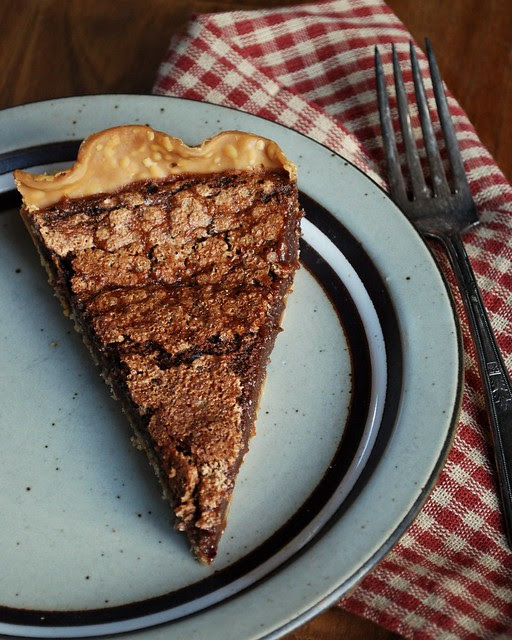 Minnie's Chocolate Pie