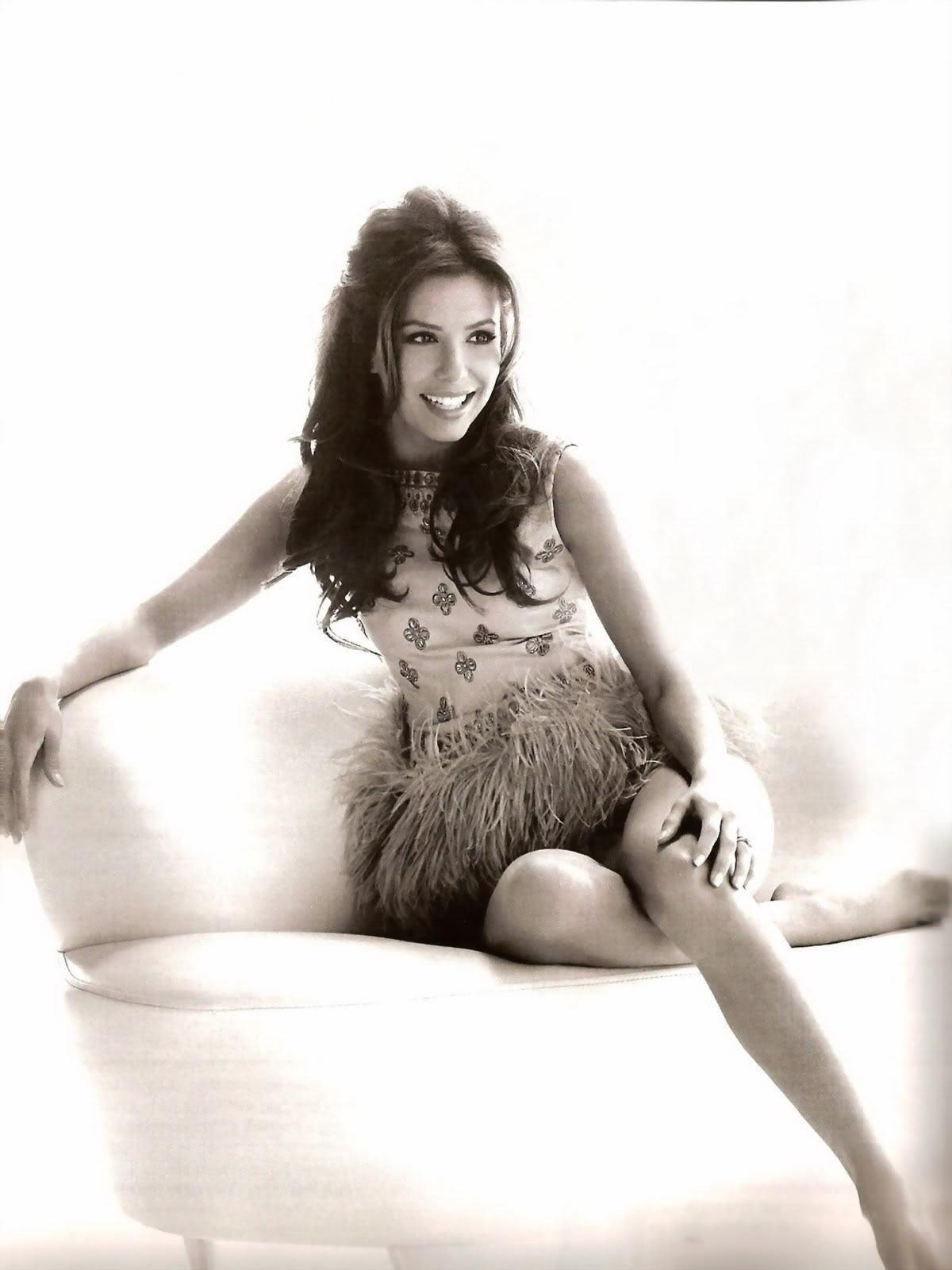 Eva Longoria - Glamour Magazine UK - Sexy Actress Pictures | Hot Actress Pictures