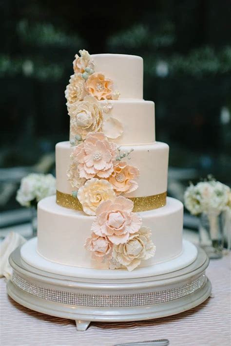 Wedding Wednesday: Soft Color Tinted Elegance   Beautiful