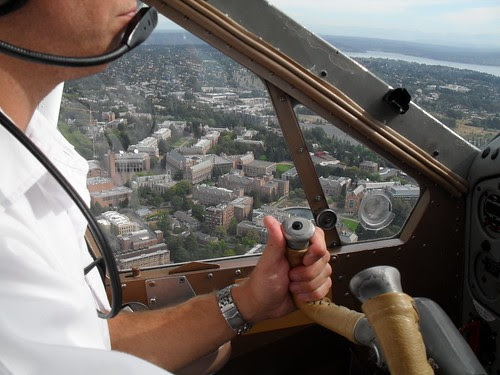 Seaplane Tour - U Washington