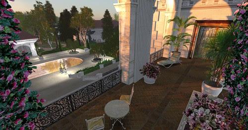 Lafevre Mansion by Kara 2