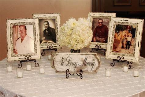 Honoring Deceased Loved Ones During Wedding Celebrations A