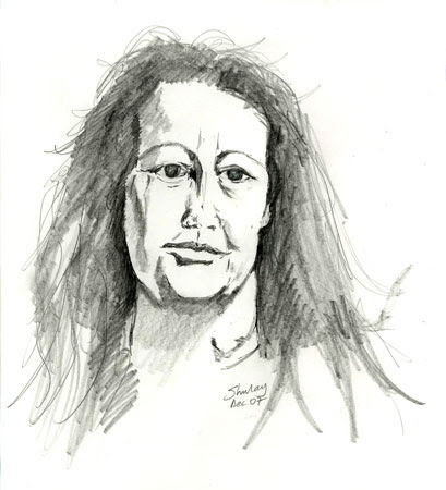 Portrait by Shulay