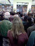 Chris Guillebeau at The Booksmith, 05.29.2012 Chris Guillebeau addressing packed audience at The Booksmith.