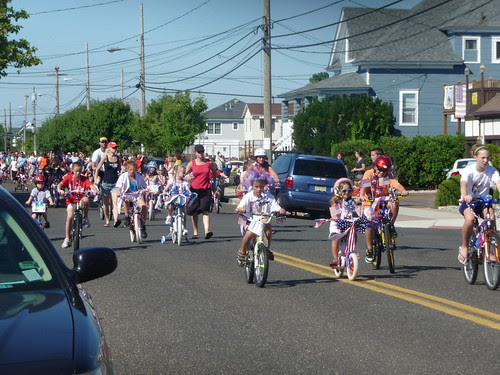 North Wildwood 4th of July Bike Parade
