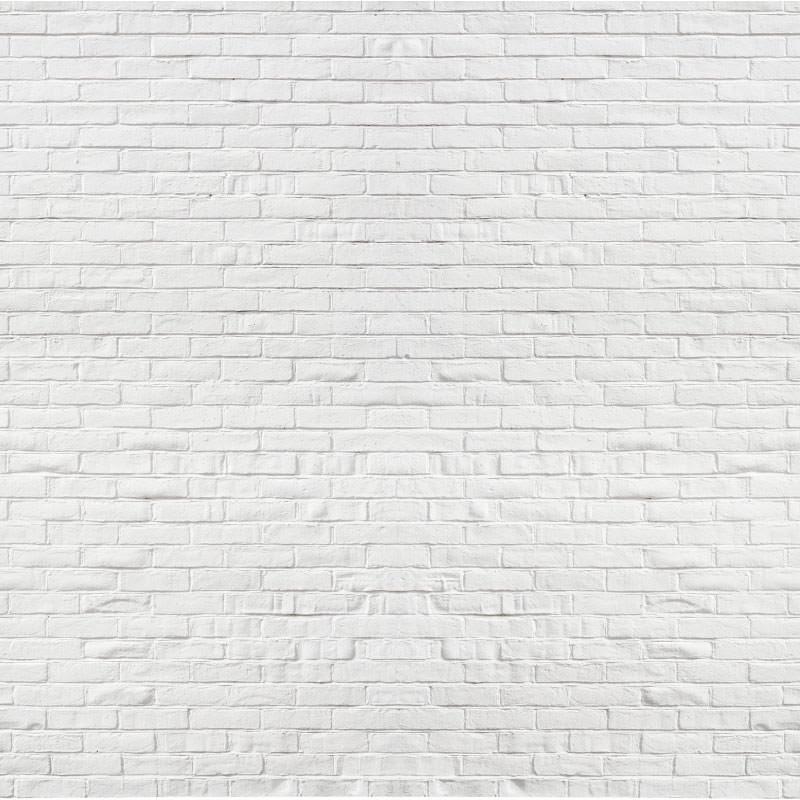 White Brick Wallpaper1