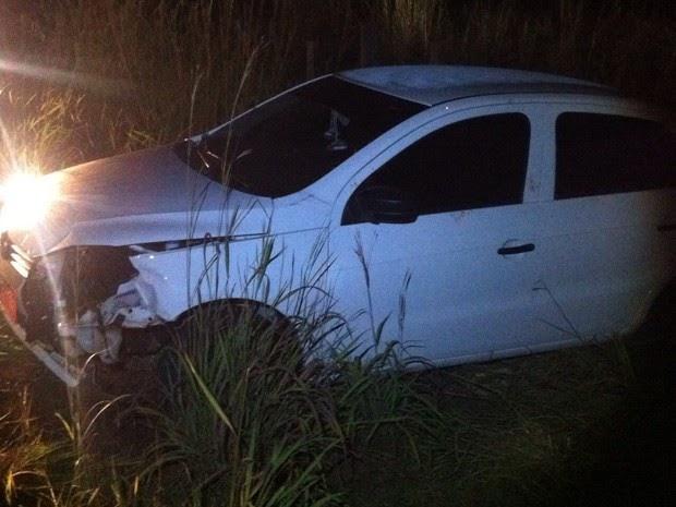 Taxista é morto a tiros na BR-010, em ITZ