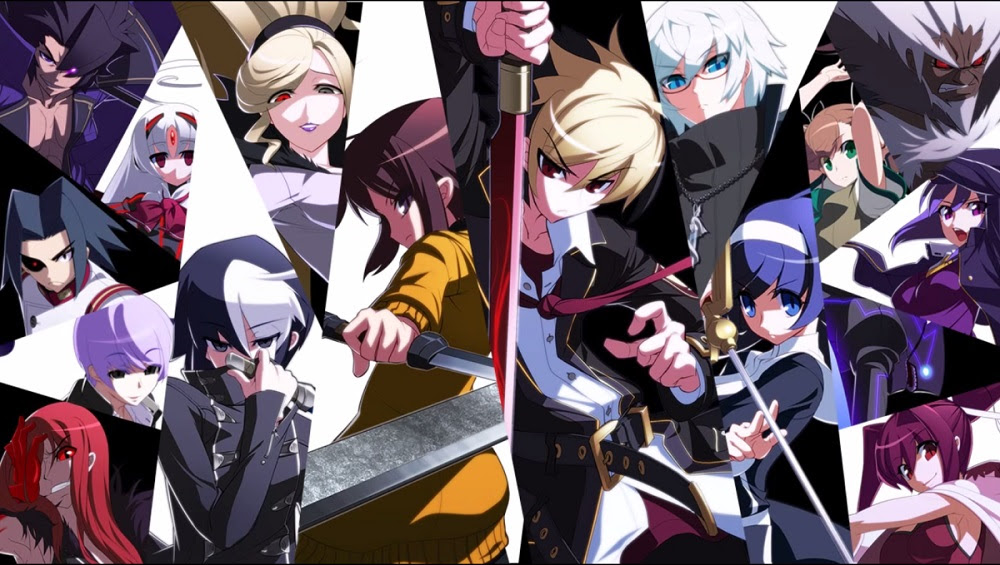 Under Night In-Birth Exe:Late[st] is bringing its succinct title to Europe screenshot