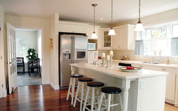 One-Wall Kitchen Layouts - House Plans and More