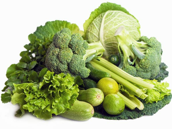 ¿Cuáles son las verduras más ricas en calcio?