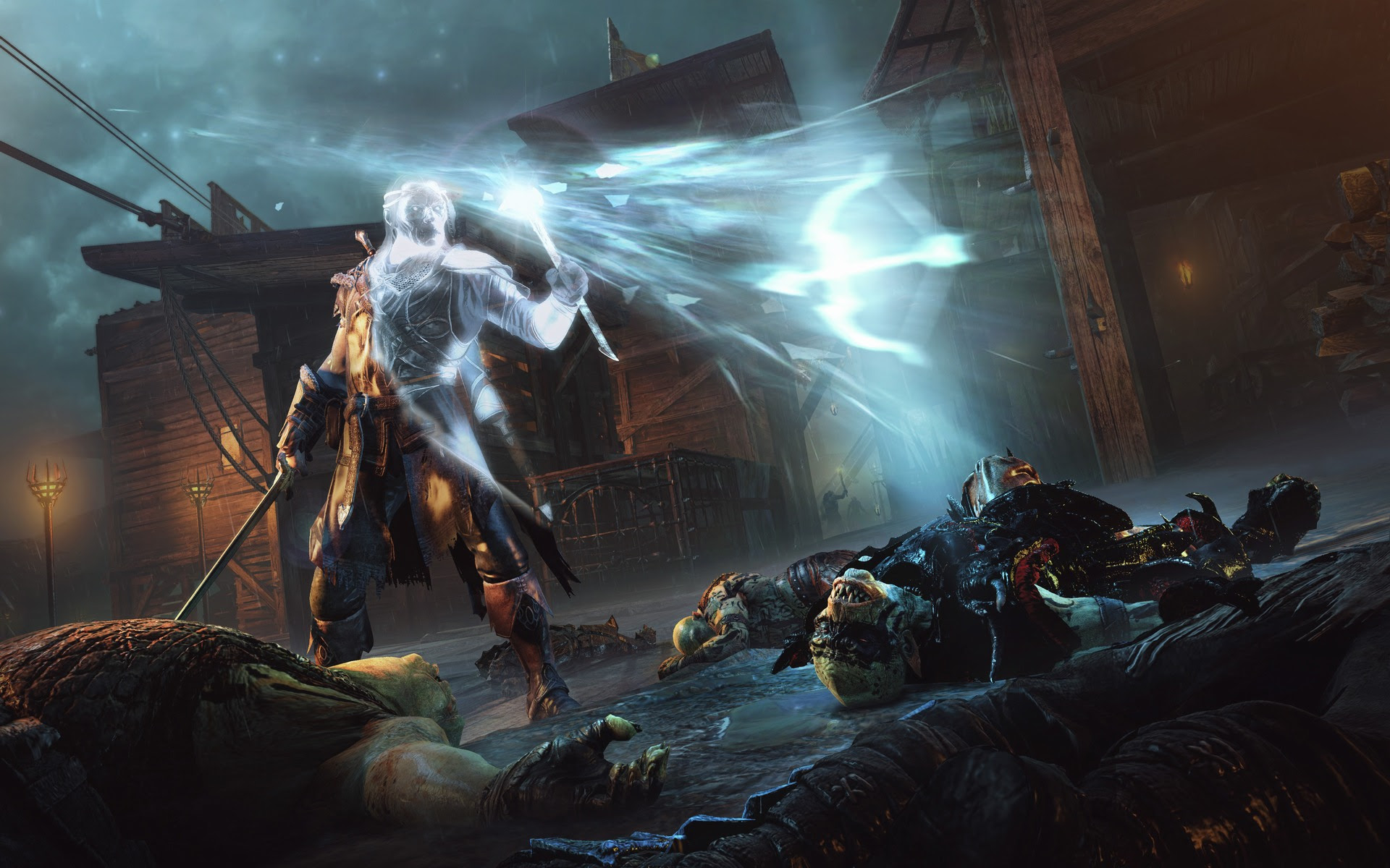 Awesome Shadow Of Mordor Wallpaper 1920x1200 25324