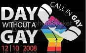 Call In Gay - Day Without Gay