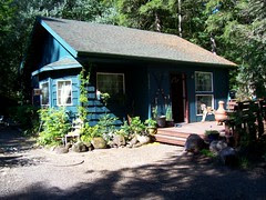 Our cottage...