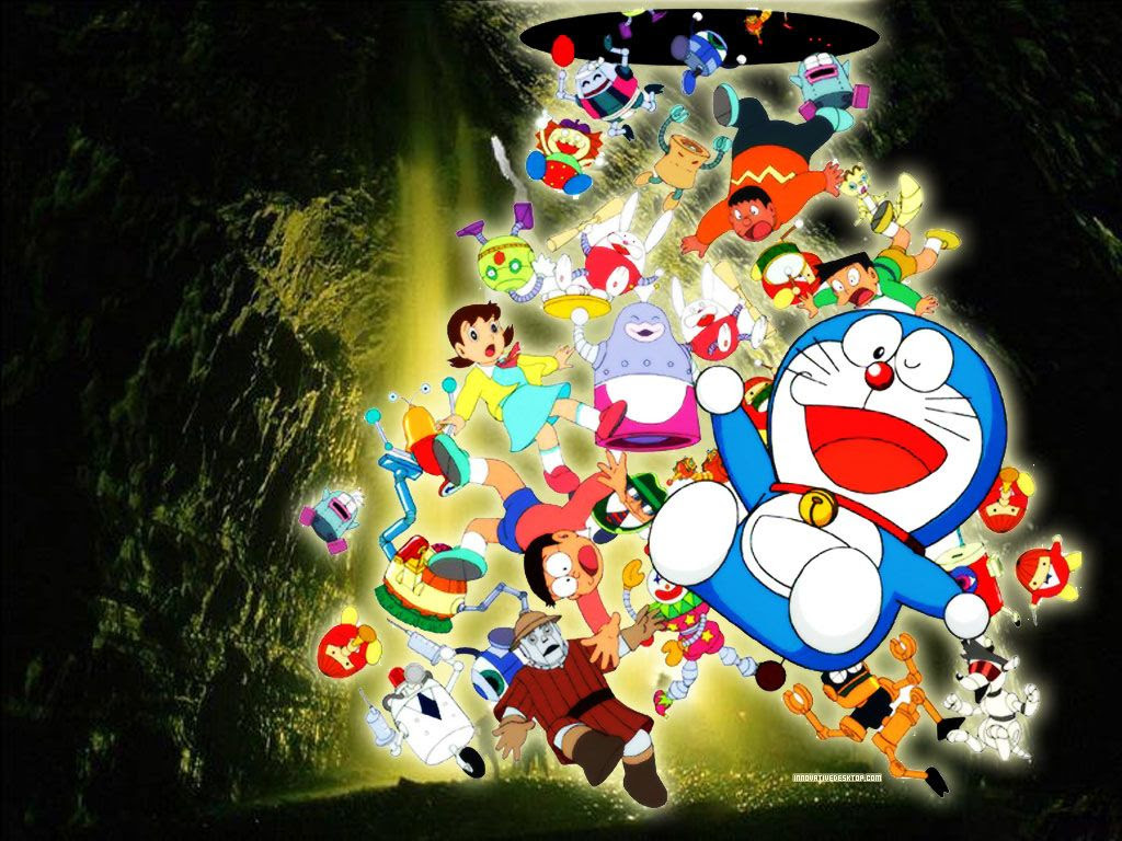 Doraemon 3d Wallpaper 2015 Wallpapersafari