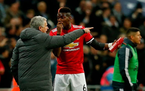 Image result for pogba vs jose