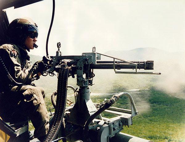 GAU-17/A Minigun