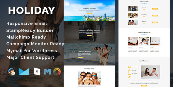 Car Services - Responsive Email Template - 6