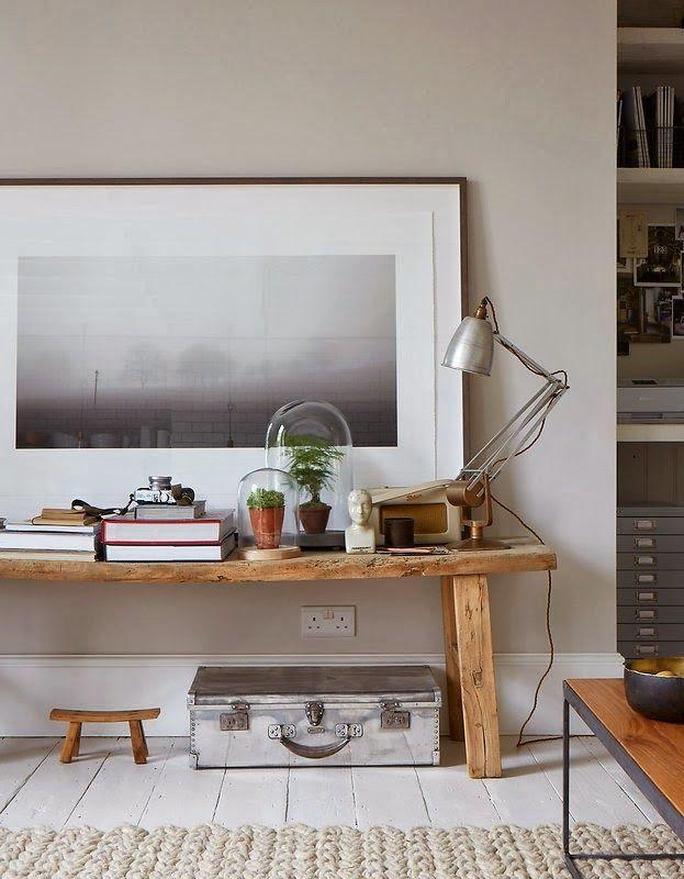 "Virlova Style: [Interior] Vintage ""empolvado"""