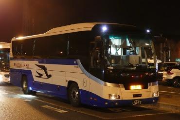 広島 山口発の夜行バス 中国jrバス 中国バス 広島電鉄 Willer