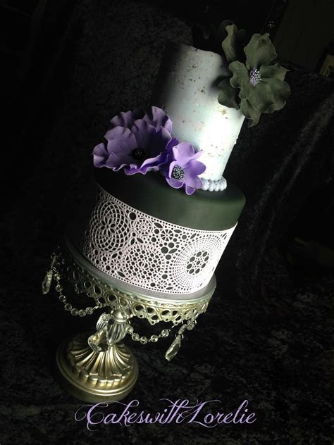 Gothic Wedding Cakes And Gothlicious Ideas