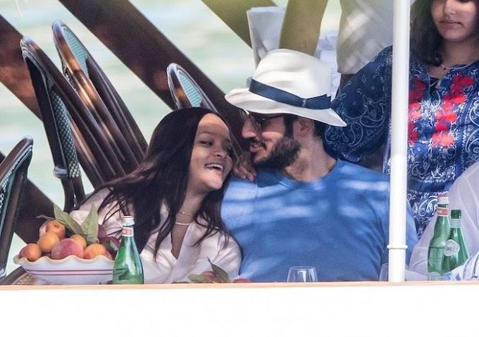 BREAKING!!! Rihanna Breaks Up With Her Billionaire Boyfriend, Jameel – Don Jazzy Should Fire His Shot Now
