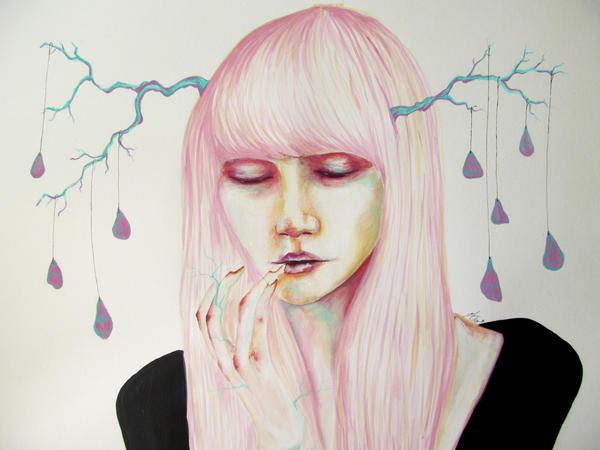 Art of the Day - Marbella Ortiz