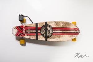 Young Valpo entrepreneur develops ecofriendly skateboard motor  Surf Blog  Surfing New  Surf