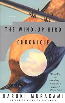 """Cover of """"The Wind-Up Bird Chronicle: A N..."""