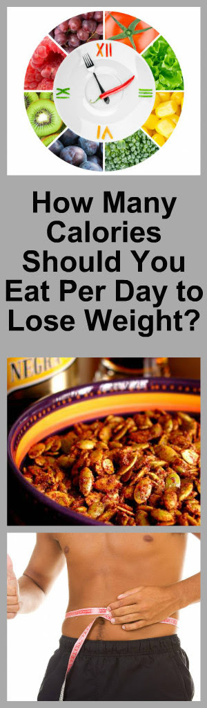 How many calories should i burn a day to lose weight ...